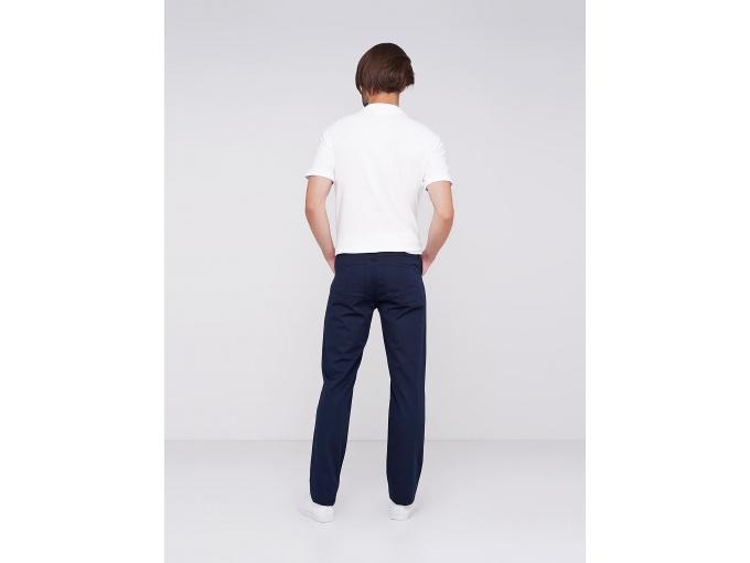 Темно-сині чоловічі брюки -джинси Alex