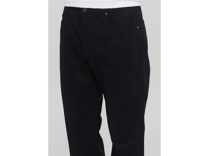 Темно-сині прямі чоловічі брюки джинси Claude