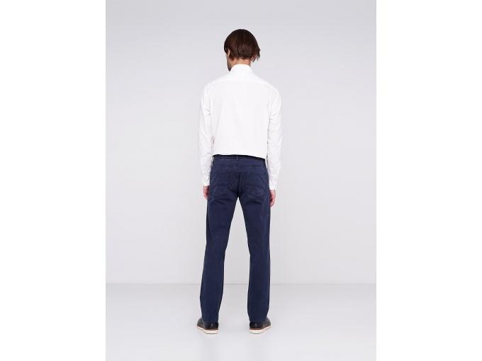 Щільні темно-сині чоловічі штани Claude