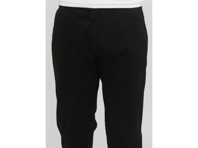Чорні чоловічі брюки чіноси Elvis на сезон осінь-зима