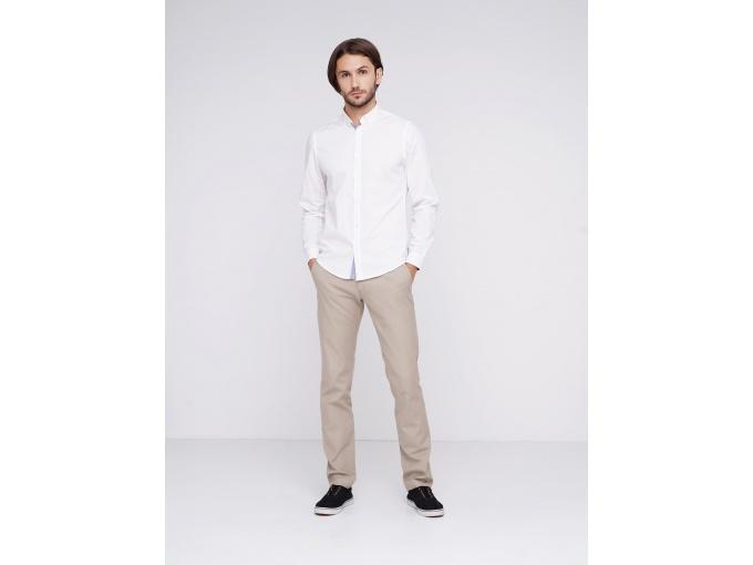 Чоловічі штани Rene світло-кавового кольору на весну-літо