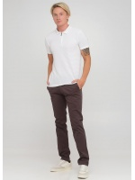 Коричневі демісезонні чоловічі брюки Rene