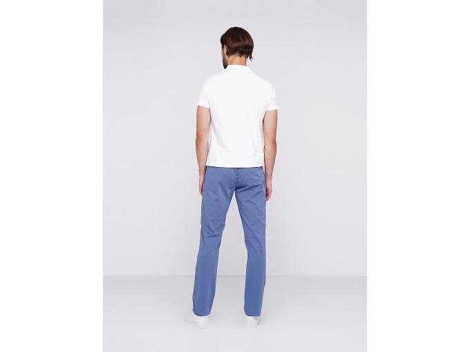 Легкі прямі брюки Steve світлого синього кольору