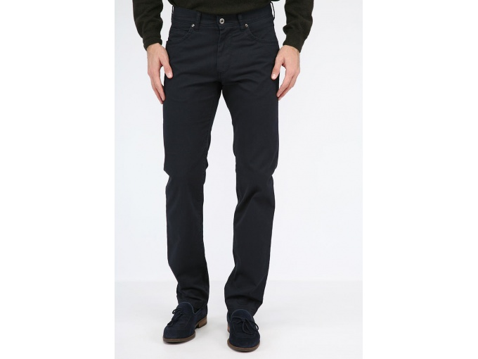 Темно-сині демісезонні штани джинси Steve
