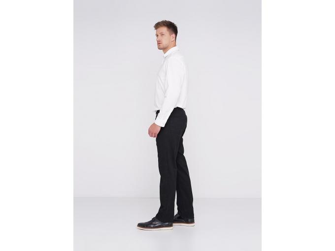 Чоловічі чорні штани джинси Steve сезон осінь зима