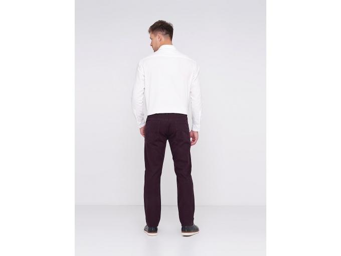 Бордові чоловічі брюки Steve демісезонні